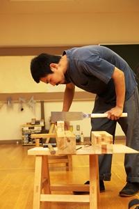 木造建築科イメージ